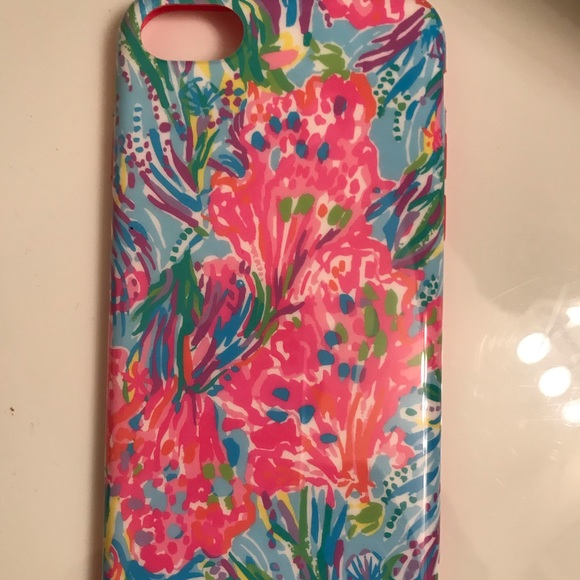 Lilly Pulitzer 6/6s cellphone cover